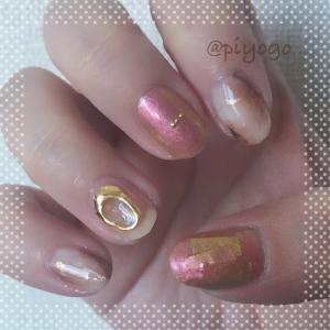 My nail:2020.02.19