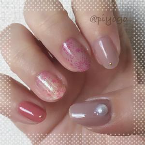 My nail:2020.02.21