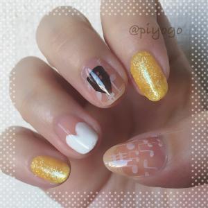 My nail:2020.04.17