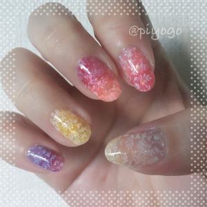 My nail:2020.06.12