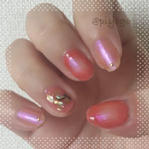 My nail:2020.06.16