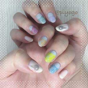 My nail:2020.06.22