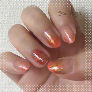 My nail:2020.07.04