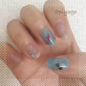 My nail:2020.07.12
