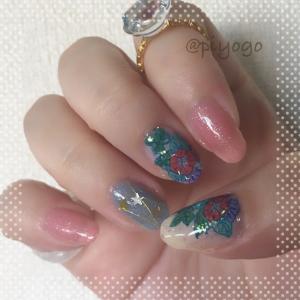 My nail:2020.07.26