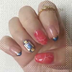 My nail:2020.08.03