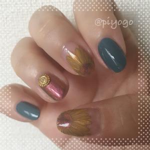 My nail:2020.08.05