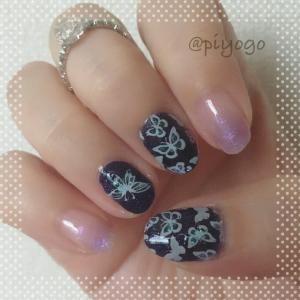 My nail:2020.09.18