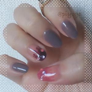 My nail:2020.10.22