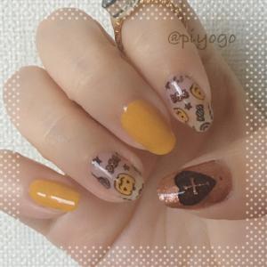 My nail:2020.10.24