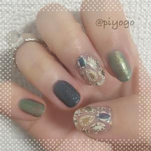 My nail:2021.01.19
