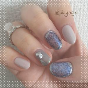 My nail:2021.01.21