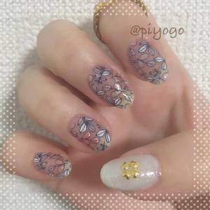 My nail:2021.02.23