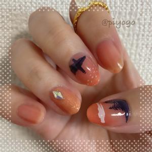 My nail:2021.06.12
