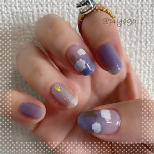 My nail:2021.06.14