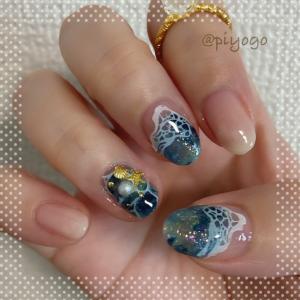 My nail:2021.06.21