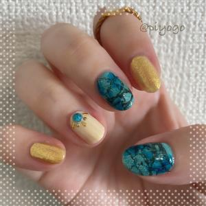 My nail:2021.07.14