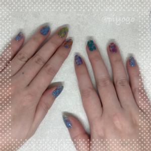 My nail:2021.07.16