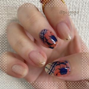 My nail:2021.07.18