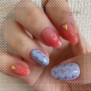 My nail:2021.07.28