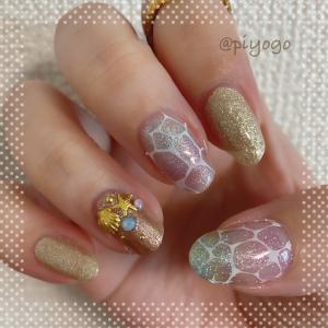 My nail:2021.07.30