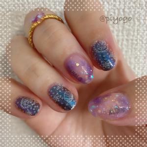 My nail:2021.08.01