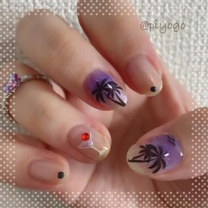 My nail:2021.08.03