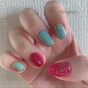 My nail:2021.09.26