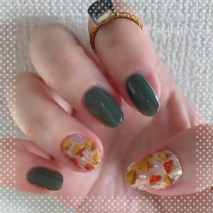 My nail:2021.09.27