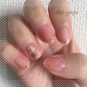 My nail:2019.08.19
