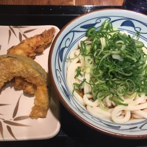 ぶっかけうどん@丸亀製麺