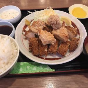 チキン・チキン定食@鳥良商店