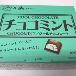 FUJIYAの チョコミント!