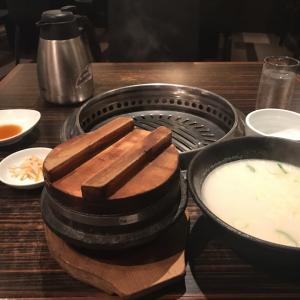 ソロンタン定食@Kollabo