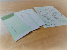 【感謝の手紙②】家族と私自身の変化