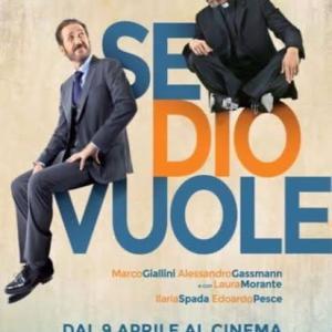 イタリア映画の紹介 Se Dio vuole  「神様の思し召し」(2015)