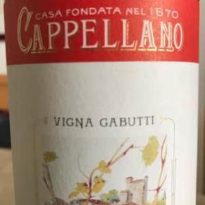 Barbera d'Alba Vigna Gabutti 2013 Cappellano 他、バルベーラ合計6種