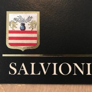 Brunello di Salvioni 5ヴィンテージ縦飲み