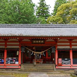 城原神社(竹田市米納)