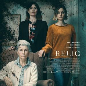 映画:レリック -Relic-