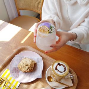 """タイトル:羅州(ナジュ)梨で作ったデザートがある場所、話題のスポットカフェ""""ブレッド158"""""""