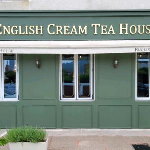 木浦で感じる英国の感性、英国茶房