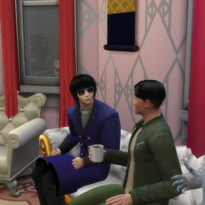 【SanMyshuno】第1話・隣にイケメンがやってきた! 【Sims4】【シムズ4】