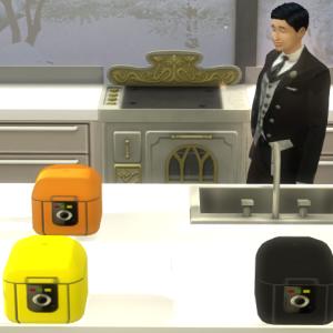 【シムズ4】千鳥大悟 DAIGO'Sキッチン 炊飯器MODをいれてみた! おにぎりもできちゃう! でも衝撃的な料理方法に!?【Sims4】【MOD】