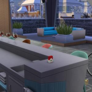 千鳥大悟といえばタバコ! タバコMODをいれてみたんじゃ!【Sims4】【MOD】【シムズ4】