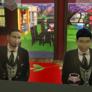 【シムズ4】歌うから聞いて 【千鳥ふうシムと都市伝説いろはミナティ】 【The Sims4】