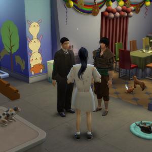 検索してはいけない ミイラ動物園 【千鳥ふうシムと都市伝説いろはミナティ】【シムズ4】【The Sims4】