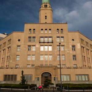 威風堂々横浜税関