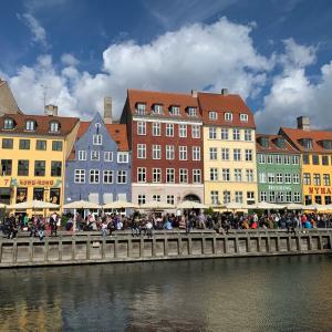 【観光】コペンハーゲンの景色といえば
