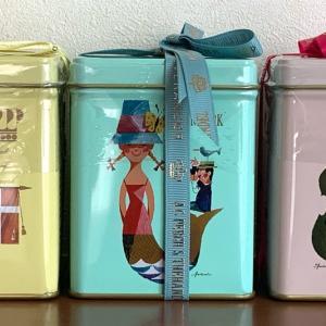 【おみやげ】デンマーク王室御用達の紅茶